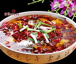 在家怎样做出和餐馆一样好吃的【川味水煮鱼】的做法