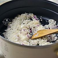 什锦海鲜饭 #父亲节,给老爸做道菜#的做法图解6