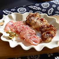 家常菜-传统广式香肠和川味香肠新年快乐的做法图解12