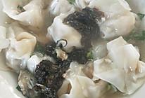 虾仁肉馄饨的做法