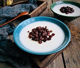 自制经典小吃:红豆双皮奶的做法