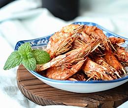 蒜香烤虾#美的烤箱菜谱#的做法