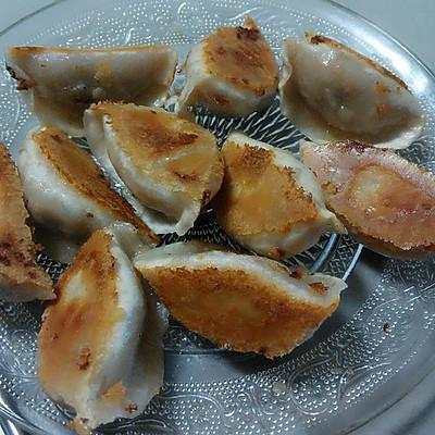 煎饺(速冻饺子制作)