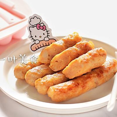 奥尔良虾仁猪肉香肠