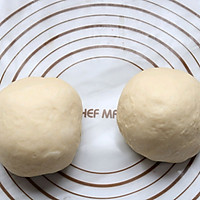 小雪人面包的做法图解7
