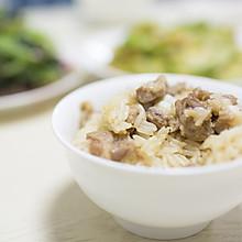快手晚餐:排骨蒸饭(配料简单,适合做给宝宝吃)