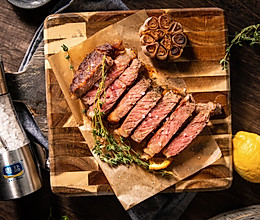 餐厅级香煎牛排的做法