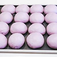 【不藏私食谱】不藏私教你做紫薯面包的做法图解8