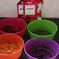果蔬香脆蛋卷的做法图解5