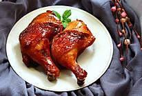 蜜汁叉烧烤鸡腿#一机多能一席饪选#的做法