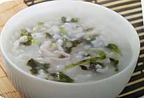 紫菜粥的做法