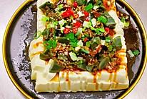 #夏日开胃餐#皮蛋豆腐的做法