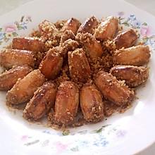 避风塘炒虾头(一虾两吃)