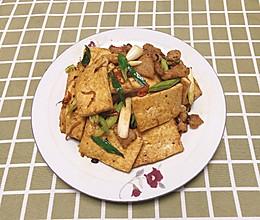 小炒豆腐的做法