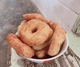 甜甜圈   自制甜甜圈的做法