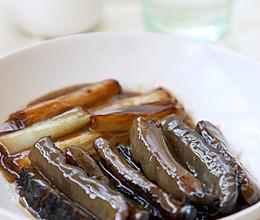 轻松做绝对拿得出手的家宴菜--葱烧海参的做法