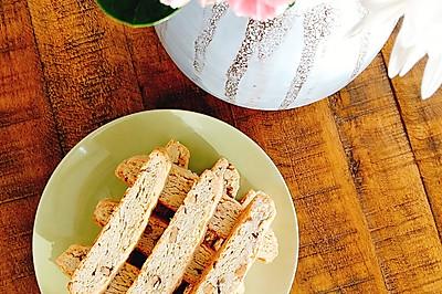 意式脆饼 - Biscotti
