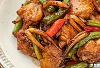 椒汁鸡翅焗鱿鱼|鲜上加鲜的做法