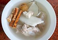 五指毛桃祛湿汤的做法