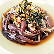#我们约饭吧#简单快手菜:蒜泥茄子