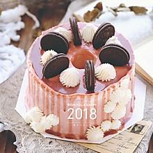 #马卡龙·奶油蛋糕看过来#奥利奥蛋糕