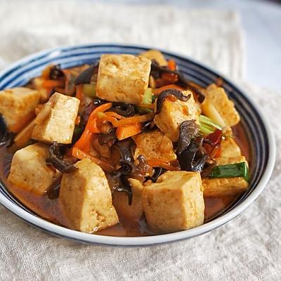 富贵多福VS鱼香豆腐