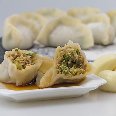 好吃不过饺子--芹菜猪肉水饺