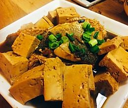 豆腐炖鱼的做法