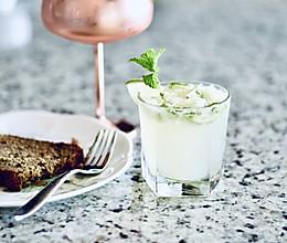 清新雨滴味的青柠香槟鸡尾酒#春季减肥,边吃边瘦#的做法