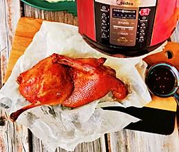电压力锅焖鸡的做法