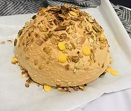 不用和面超简单又好吃的云朵☁️面包的做法