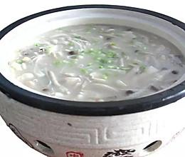 暖胃的菌菇汤的做法