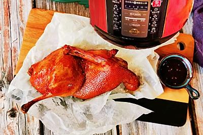 电压力锅焖鸡