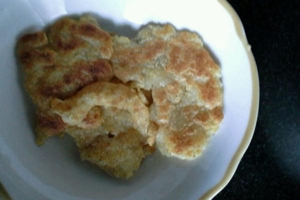 小土豆煎饼少油低盐宝宝版的做法