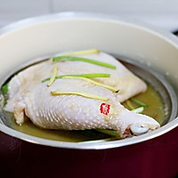 盐焗鸡粉蒸鸡腿的做法图解5