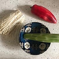 #520,美食撩动TA的心!#回甘三鲜丝的做法图解1