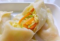 晶莹剔透的快手早餐#太太乐小黄瓶中式#的做法