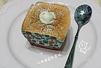 北海道戚风杯子蛋糕的做法