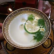 蜂蜜柠檬薄荷茶