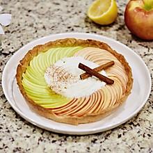 精美绝伦的法式苹果挞(完整版)#带着美食去踏青#