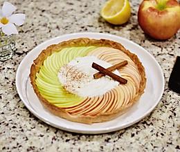 精美绝伦的法式苹果挞(完整版)#带着美食去踏青#的做法