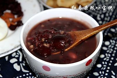 红枣杂粮八宝粥