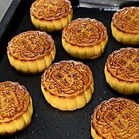 【中秋少不得,传统的蛋黄莲蓉月饼】这种月饼,最能代表中秋节!的做法图解15
