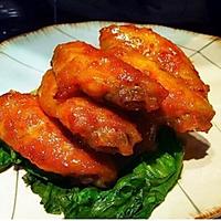 cook100蜜汁烤翅