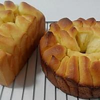 日式香浓炼乳面包(附自制炼乳方法)的做法图解21