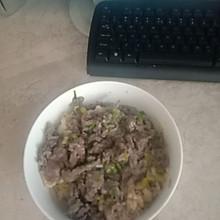 汕头著名牛肉炒粿条