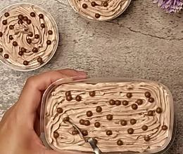榛子巧克力脆脆蛋糕的做法