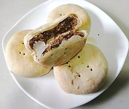 超级好吃的酥皮月饼的做法