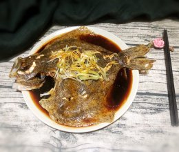 清蒸多宝鱼的做法