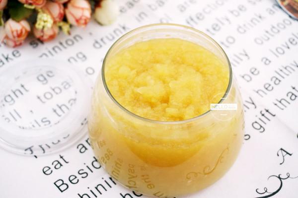 苹果柠檬茶/果酱的做法